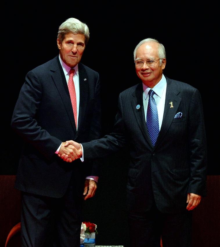 Ông John Kerry- Ngoại trưởng Mỹ tại sự kiện
