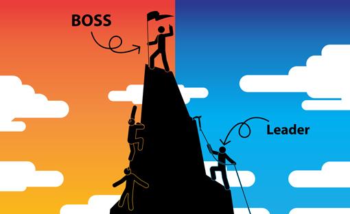 Sự khác biệt giữa lãnh đạo và quản lý