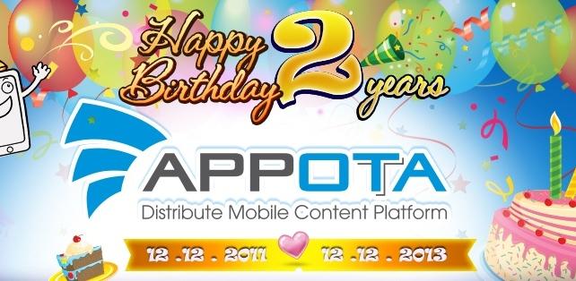Tin Tức Về Appota Birthday Appota News