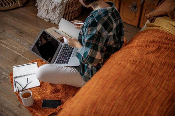 5 cách phát triển thói quen tốt khi làm việc và học tập tại nhà 1