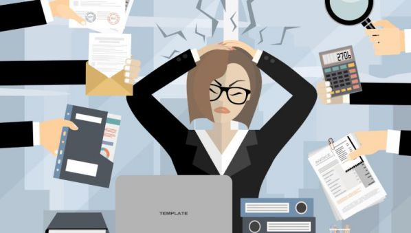 4 cách giải toả stress trong công việc của người giỏi giang 1